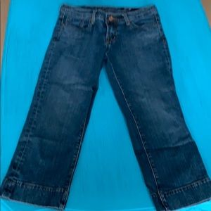 Seven jeans Cropped size 27